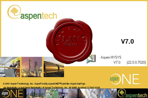AspenTech aspenONE Engineering Suite v7
