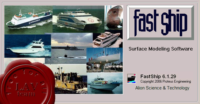 Proteus Engineering Fastship v6.1.29