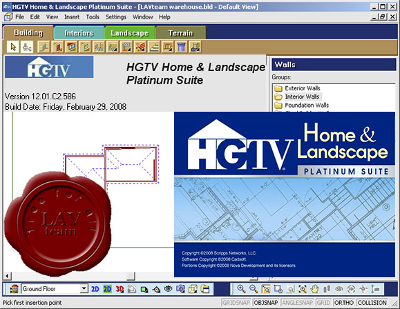 HGTV Home and Landscape Platinum Suite v12.01.C2.586
