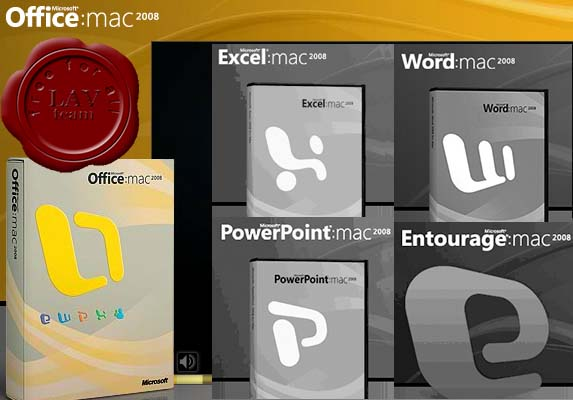 Microsoft Office 2008 for Mac v12.0.0.071130