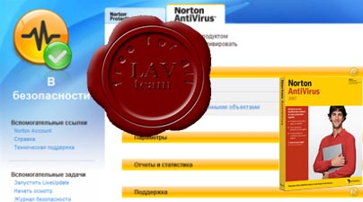Symantec Norton AntiVirus 2007 build 14.2.0.29 rus ISO + руководство на русском языке