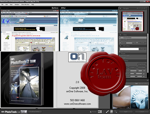 OnOne Software PhotoTools Professional v2.0