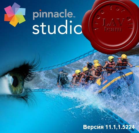 Pinnacle Studio Ultimate v11.1.1.5224 + Bonus DVD