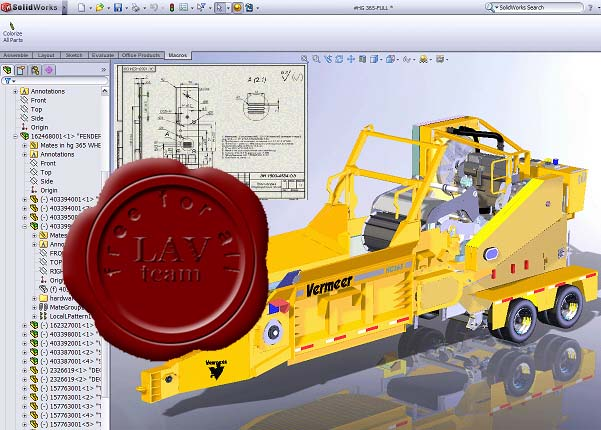 SolidWorks v2008 sp0.0+sp1+sp2+sp3.1+sp4.0 x86+x64 upates & utilities ONLY