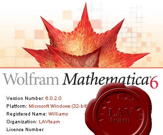 Wolfram Research Mathematica v6.0.2.0 ISO x86